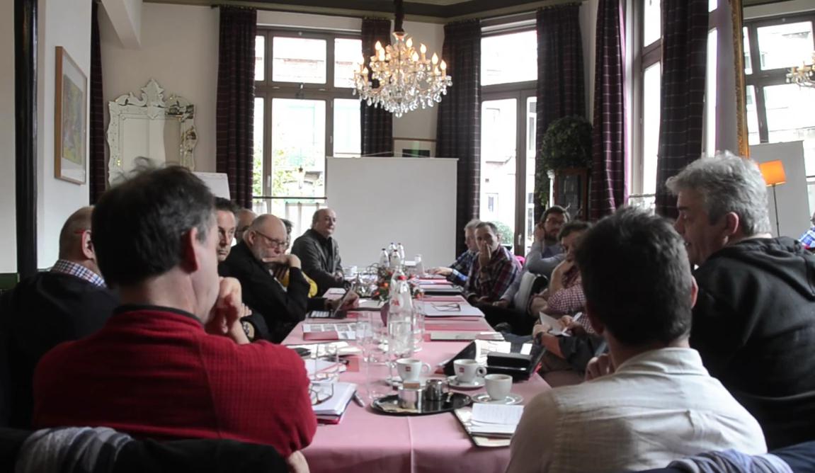 Video : Transfer Seminar in Belgium