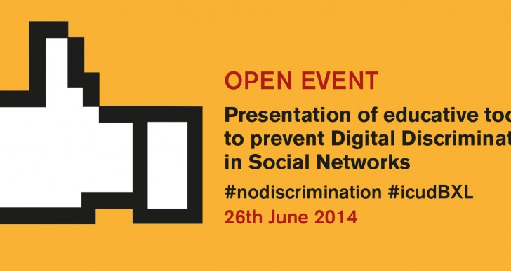 Anti-discrimination Pack Presentation Event – 26th June, Brussels