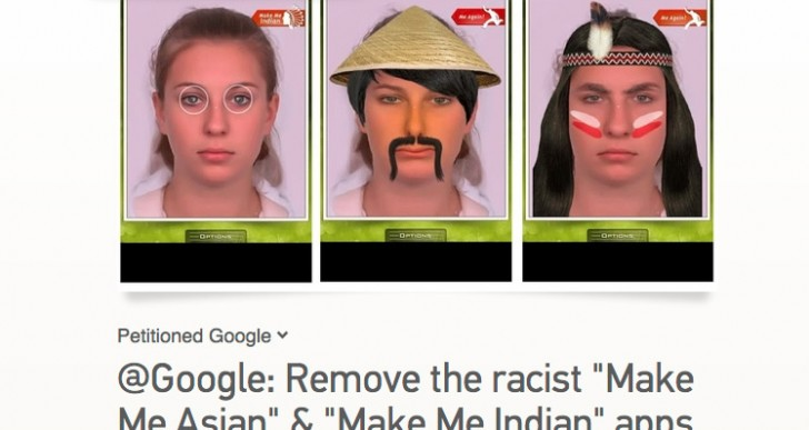 Racist Google Play apps removed after online petition