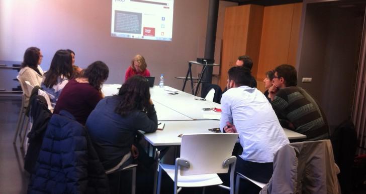 Grupo de reflexión: discriminación, jóvenes y redes sociales