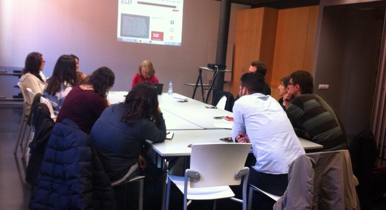 Grup de reflexió: discriminació, joves i xarxes socials