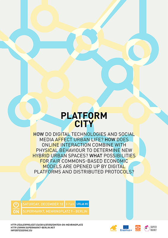 URLab #2 – Platform City