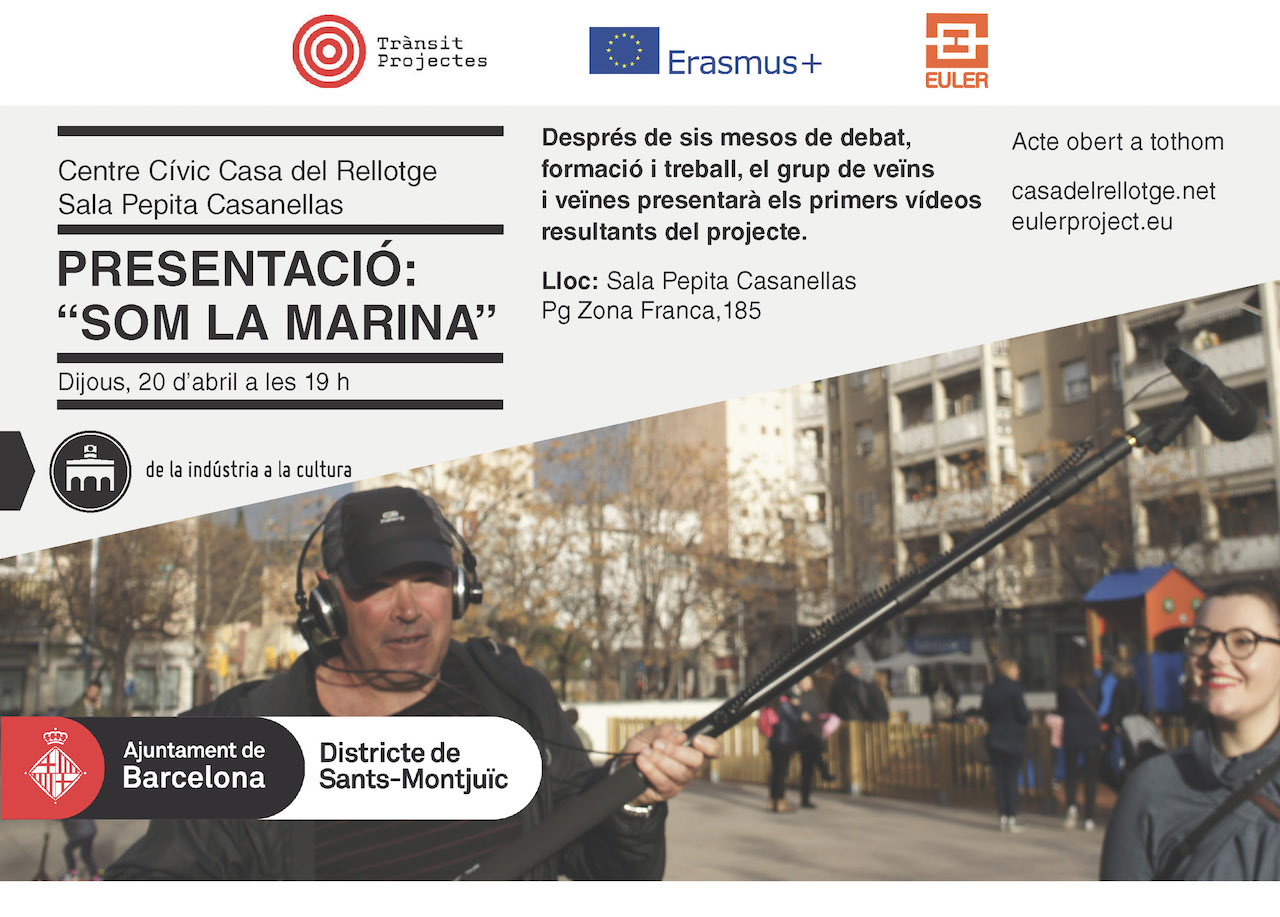 [Som La Marina] Presentació : Som La Marina
