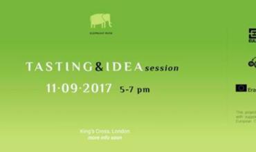 Taste & Idea session